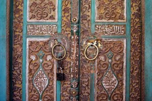 دق الباب مساجد در شب اول ربیع الاول
