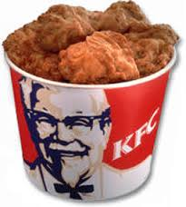 KFC : Kentucky Fried Chicken درست کردن کنتاکی ، مرغ سوخاری