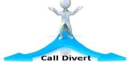 انتقال مکالمه Call Diverting