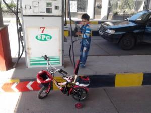 سوخت های جدید برای دوچرخه
