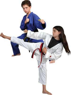 تفاوت بین کاراته و تکواندو