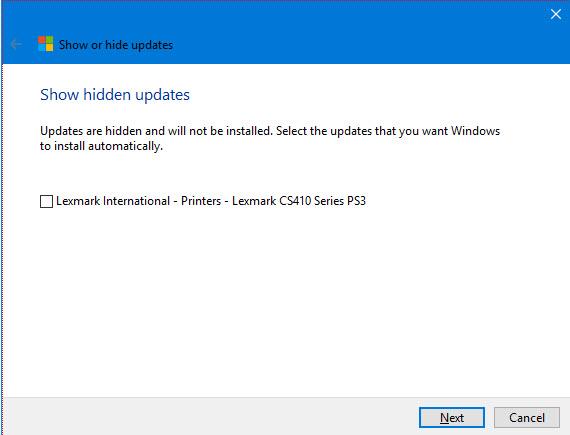 جلوگیری از نصب درایور ناخواسته در ویندوز 10 13