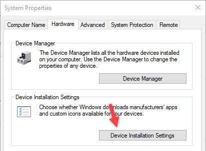 جلوگیری از نصب درایور ناخواسته در ویندوز 10 5