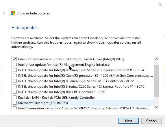 جلوگیری از نصب درایور ناخواسته در ویندوز 10 9