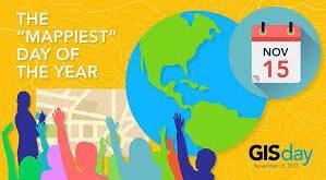 روز جهانی سامانه اطلاعات مکانی جی ای اس Gis Day