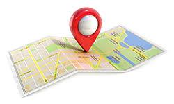 map نقشه Gis جی ای اس موقعیت مکانی و جغرافیایی جی پی اس پرهاست