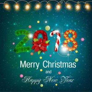 سال روز میلاد حضرت مسیح مبارک باد 2018 کریسمس و سال نو مبارک