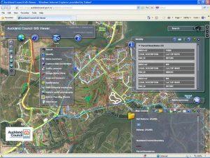 بهترین WEB GIS معرفی شده توسط شرکت ESRI webgis auckland