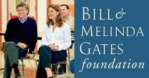 موسسه خیریه بیل و ملیندا گیتس BILL & MELINDA GATES FOUNDATION