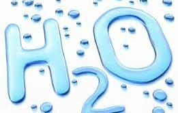 h2o آب