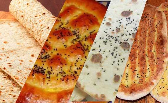 نان ایرانی