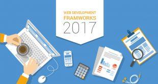 ۱۰ فریم ورک برتر Web Development یا توسعه وب در سال ۲۰۱۷
