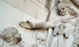 بزرگمهر و انوشیروان ساسانی