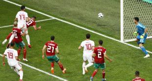 تیم ملی ایران، یک بر صفر مراکش را شکست داد